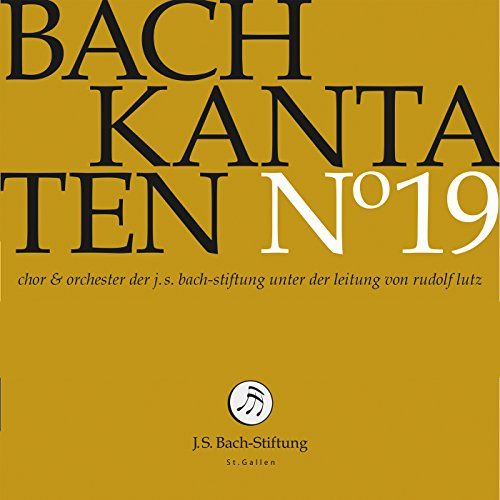 Bach Kantaten No°19