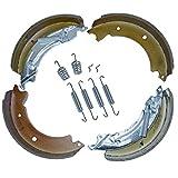 Kiefer Bremse von Anhänger Kit von aus Ersatz 200 x 50mm für KNOTT Brian James
