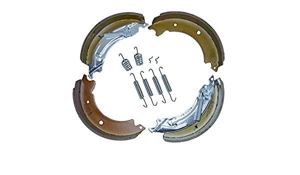 AB Tools Freno del rimorchio Calzatura sostituzioni Kit Molla 200 x 50mm per la Knott Brian James