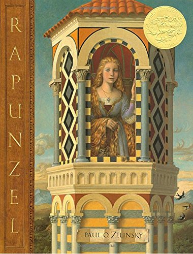 Rapunzel (Picture Puffin Books)