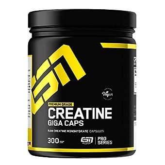 ESN Creatine Giga Caps