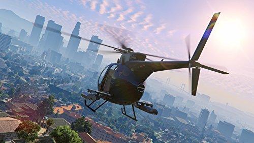 Grand Theft Auto V – [PlayStation 4] - 3