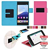 Cover for Gionee GPad G5 Case | in Pink | Multifunctional