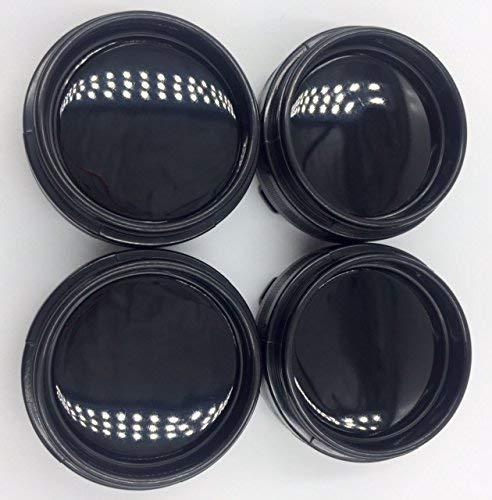 Cache Effet De Jante 4 Fibre Universel Moyeux X 65mm Carbone hrtCQxds