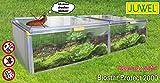 JUWEL 20148 Frühbeet Beetsystem Biostar Protect 2000 Maße 200,5x76,5x52/44cm