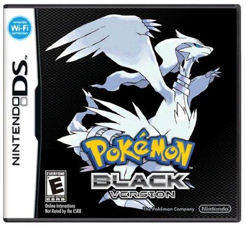 Pokémon Black Version [UK Import]