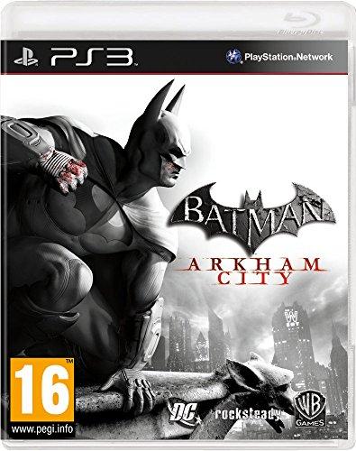 Batman: Arkham City (PS3)[Importación inglesa], usado segunda mano  Se entrega en toda España