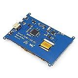Makibes 5 Zoll LCD HDMI (A) 800x480 Hohe Auflösung für Raspberry Pi 2 Modell B / Raspberry Pi Modell B / B / A