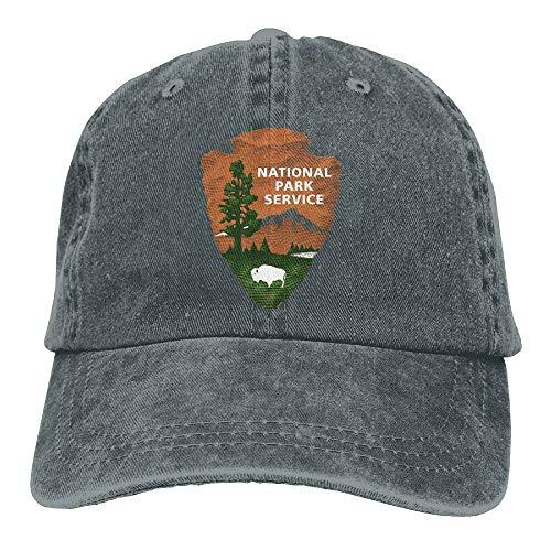 Jocper US-Nationalpark-Logo-Baseballmützen patriotische hochwertige Vintage-Hysteresen für Männer