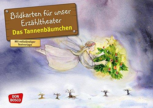 Das Tannenbäumchen. Kamishibai Bildkartenset.: Entdecken - Erzählen - Begreifen: Märchen. (Märchen für unser Erzähltheater)