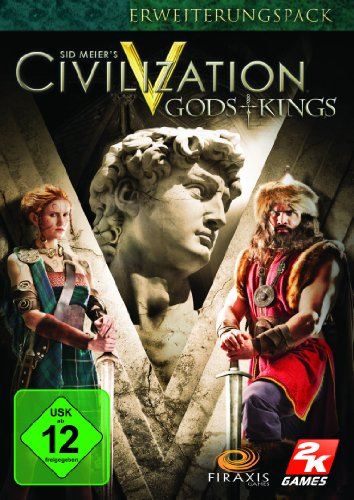 Sid Meier's Civilization V Gods & Kings Addon