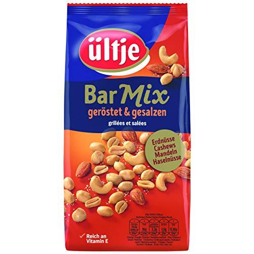 ültje Bar-Mix, geröstet und gesalzen, Nussmischung im 1er Pack (1 x 1 kg)