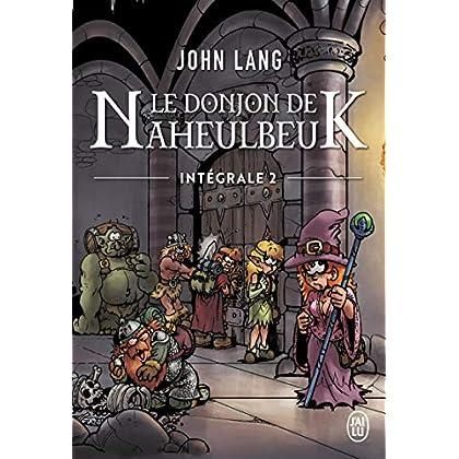 Le Donjon de Naheulbeuk, Intégrale Tome 2 : Le conseil de Suak ; Chaos sous la montagne