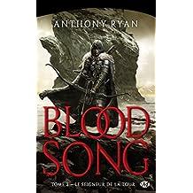Blood Song, T2 : Le Seigneur de la tour