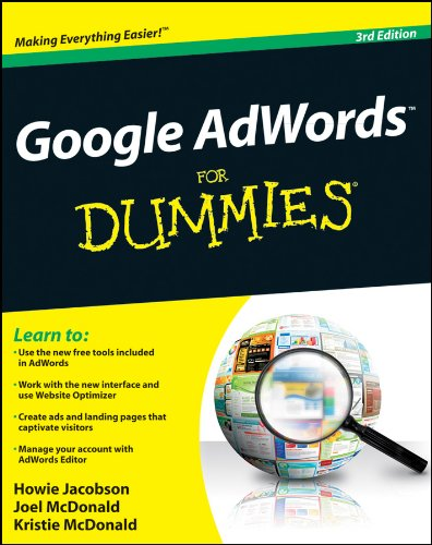 Google AdWords For Dummies por Howie Jacobson