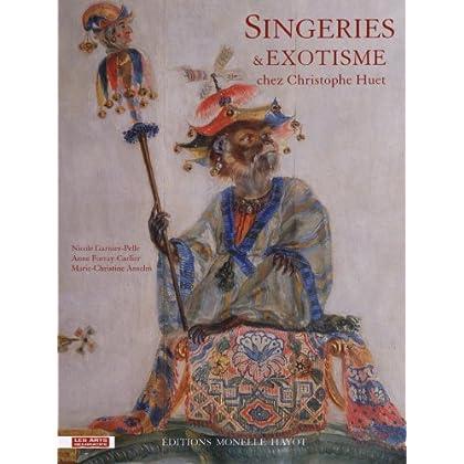 Singeries & exotisme chez Christophe Huet