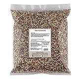 Organic Tricolour Quinoa 3kg (Black, Red & White) by Hatton Hill Organic - Certified Organic
