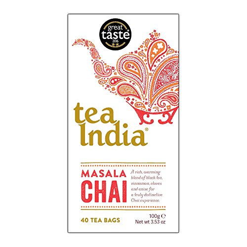 Tea India Masala Chai 40 Teebeutel
