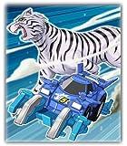 Tomy Battle Deck Cars - Hurricane Tiger