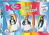 Unbekannt Studio100 0625016 K3 Puzzle 3-in-1
