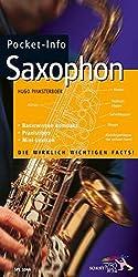 Pocket-Info, Saxophon
