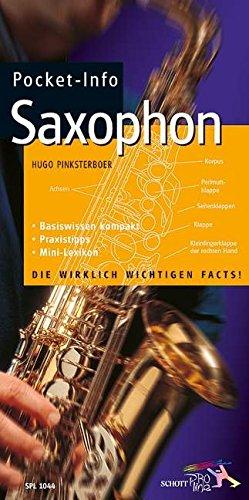 Pocket-Info-Saxophon