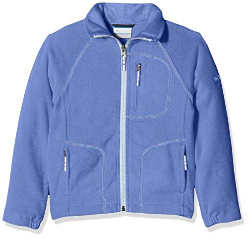 Columbia Kinder 'S Fast Trek II Full Zip Fleece Jacke M Eve Columbia Sportswear-fleece-pullover