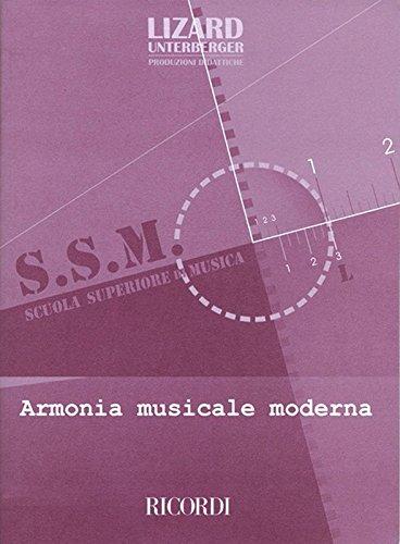 ARMONIA MUSICALE MODERNA