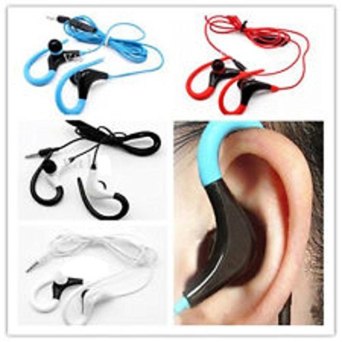 Kripa Zipper sports hands free headphones, bass music stereo earphone with micro metal 3 5mm in ear for i phone ,samsung, all other mobile phone, mp3 player  available at amazon for Rs.299