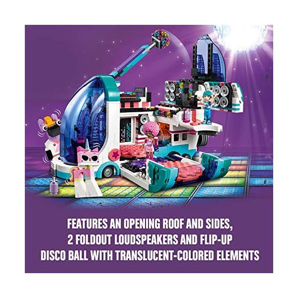 LEGO Movie 2 - Il party bus Pop-Up, 70828 3 spesavip