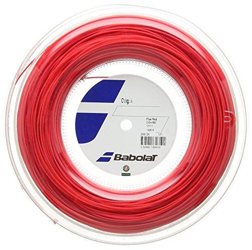 Babolat Origin String Reel-Fluoreszierend rot, 1,25mm/200m