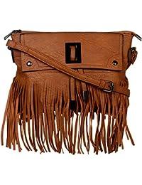 Pluto Plus Women's Sling Bag (Brown, 908 BROWN)