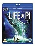 Life of Pi (Blu-ray 3D + Blu-ray)