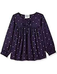 Cherokee Girls Plain Regular Fit Cotton Shirt
