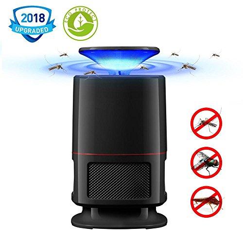 Umiwe Lampe anti-insectes électronique. Moustiques et insectes. Connexion USB LED pour intérieur, maison, cuisine, jardin, patio. Sans rayonnement et ultra-silencieuse