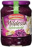 Produkt-Bild: Hengstenberg Apfelrotkohl, 680 g