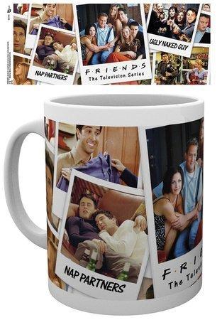 GB eye, Friends, Polaroids, Mug