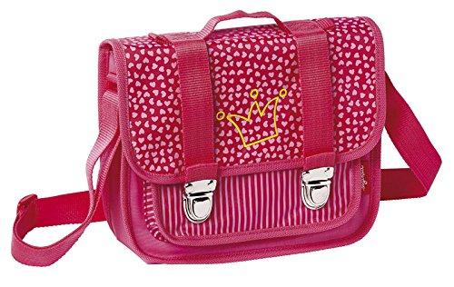 sigikid Kinder-Sporttasche Schlenkertasche Pinky Queeny Pink 24497 Schultertasche / Pinky Queeny