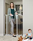 Best Dog Gate - Regalo Easy Step Extra Tall Walk Thru Gate Review