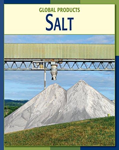 Salt (21st Century Skills Library: Global Products) por Nancy Robinson Masters