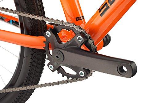 Saracen Mantra 2.42017VTT | 24zoll | Ultralight 10,4kg | 8–12ans | Shimano 9vitesses 12–36| Suntour XCR Air | Promax Hydraulic