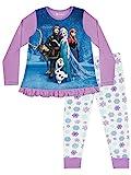 Disney Die Eiskönigin Mädchen Die Eiskönigin Schlafanzug 110