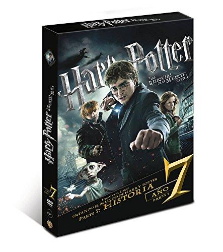 Harry Potter Y Las Reliquias De La Muerte Parte 1. Nueva Edición Con