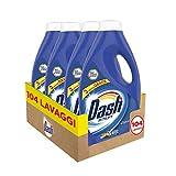 Dash Liquido Regolare 104 Lavaggi, Detersivo per Bucato Lavatrice, Maxi Formato da 5.72 L