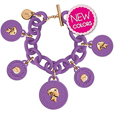 OPSOBJECTS ,  OPS! 5 COINS trésor ,  Pulsera | Brazalete ,  Color oro
