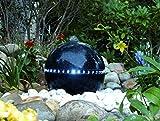 Gartenbrunnen / Springbrunnen Ubbink AcquaArte Dubai schwarz