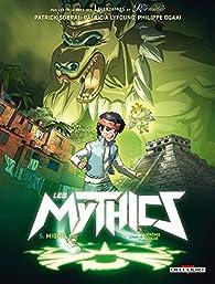 Mythics, tome 5 : Miguel par Philippe Ogaki