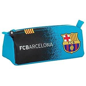 Futbol Club Barcelona- Estuche portatodo Color Azul (SAFTA 811627742)