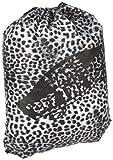 Vans Bag G Benched - Mochila, color negro / blanco leopardo, talla 0.1 x 1.37 cm
