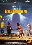 Out Of Rosenheim Percy Adlon - Filmposter 37x53cm gerollt